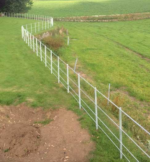 Swift Engineering Ltd (Hull) | Estate Fencing